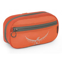 Osprey Wash Bag Zip Poppy Orange