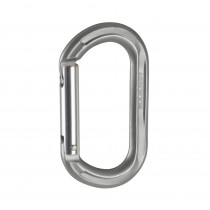 Mammut Wall Micro Oval Straight Gate Gray