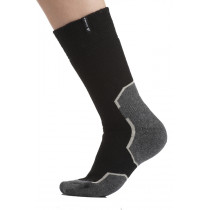 Aclima Warmwool Short Socks Black Jet Black