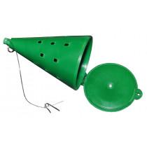 Wiggler Feeder Cone