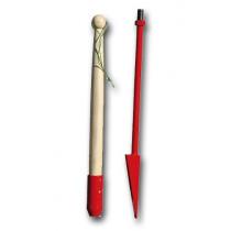 Wiggler Isbill 2-delt 138 cm