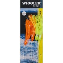 Wiggler Wrecking 4 Röd/Gul 0,65mm