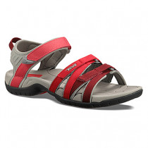 Teva W Tirra Red Gradient