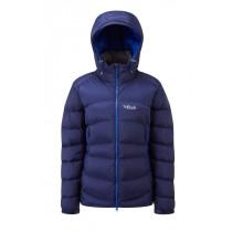 Rab Ascent Jacket Womens Blueprint / Celestial