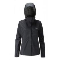Rab Downpour Jacket Women's Black