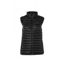 Rab Microlight Vest Womens Black / Seaglass