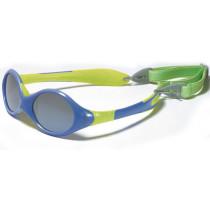 Julbo Junior Looping II barnesolbriller, 12-24 mnd, blå/grønn