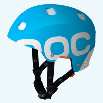 POC Receptor Backcountry MIPS Radon Blue
