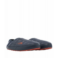 The North Face Men's Thermoball Traction Mule V  Urban Navy/Picante Red