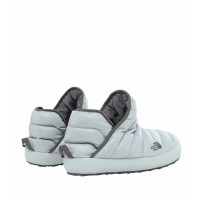 The North Face Women's Thermoball Traction Bootie High Rise Grey/Zinc Grey