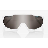 100% Speedtrap Bora Hans Grohe Team White - Hiper Silver Mirror