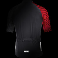 Gore Wear C5 Optiline Jersey Black/Red