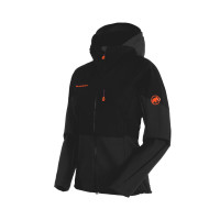 Mammut Eisfeld Light So Hoody Women Black