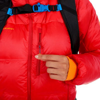 Mammut Eigerjoch Pro In Hooded Jacket Women's Sunset