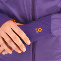 Mammut Eigerjoch In Hybrid Jacket Women Dawn