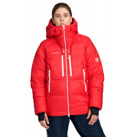 Mammut Eigerjoch Pro In Hooded Jacket Women Azalea