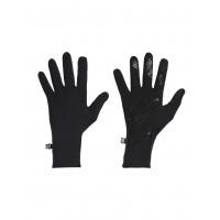 Icebreaker Adult Quantum Gloves Black
