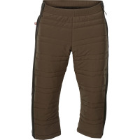 Härkila Mountain Hunter Insulated Knickers Hunting Green/Shadow Brown
