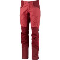 Lundhags Makke Womens Pant Garnet/Dark Red