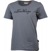 Lundhags Womens Tee Granite