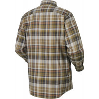 Härkila Newton L/S Skjorte Tapenade Check