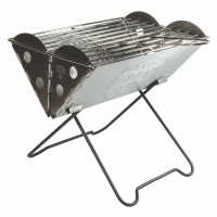 Uco Mini Flatpack Grill Sammenleggbar