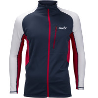 Swix Dynamic Midlayer Jacket Men's Norwegian Mix