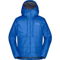Norrøna Trollveggen Primaloft100 Zip Hood M's Olympian Blue