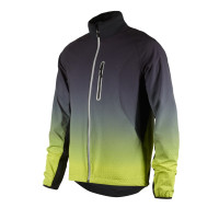 180 bpm Hellner Hybrid Jacket Men Black/Yellow