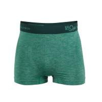 180 bpm Hellner Seamless Boxers Men Green Melange