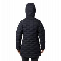Mountain Hardwear Super/Ds Stretchdown Parka Black