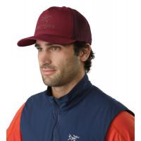Arc'teryx Logo Trucker Hat Petrikor/Dew Drop