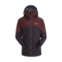 Arc'teryx Rush Jacket Men's Black Baccara