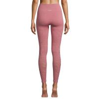Casall Seamless Structure Tights Calming Red