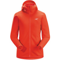 Arc'teryx Kyanite Hoody Women's Hard Coral