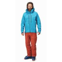 Norrøna Lyngen Gore-Tex Infinium Hybrid Jacket (M) True Red/Indigo Night