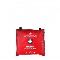 Lifesystems Førstehjelpspakke Light&Dry Nano Rød