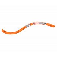 Mammut 8.0 Alpine Dry Rope 60 m Safety Orange-Boa