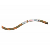 Mammut 8.0 Alpine Dry Rope 60 m Boa-Safety Orange