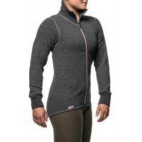 Woolpower Full Zip Jacket CC Grey/Rose
