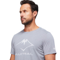 Asics Fuji Trail Tea M's Graphite Grey