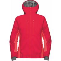 Norrøna Lyngen Windstopper Hybrid Jacket (W) Jester Red