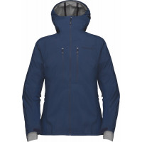 Norrøna Lyngen Windstopper Hybrid Jacket (W) Indigo Night