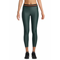 Casall Fearless High Waist 7/8 Tights Turning Green