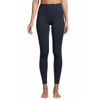 Casall Seamless Line Tights Pushing Blue