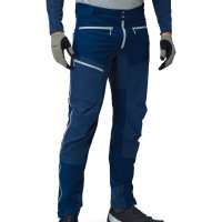 Norrøna Fjørå Flex1 Pants (M) Indigo Night/Drizzle