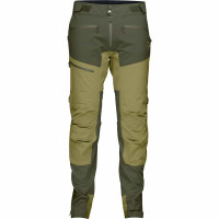 Norrøna Fjørå Flex1 Pants (M) Olive Night/Olive Drab