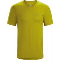 Arc'teryx Emblem T-Shirt SS Men's Midnight Sun