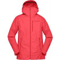 Norrøna Svalbard Lightweight Jacket (W) Crisp Ruby