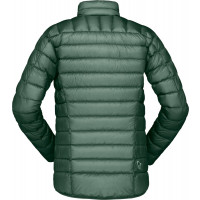 Norrøna Bitihorn Super Light Down900 Jacket (W) Jungle Green